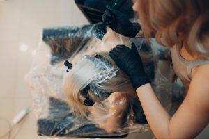 美容室 ヘアカラー専門店 美容師 白髪染め 宮崎